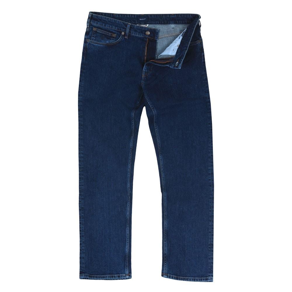 Straight Leg Jean main image