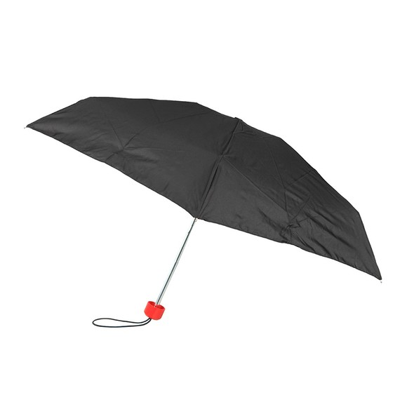 Hunter Unisex Black Original Mini Compact Umbrella main image