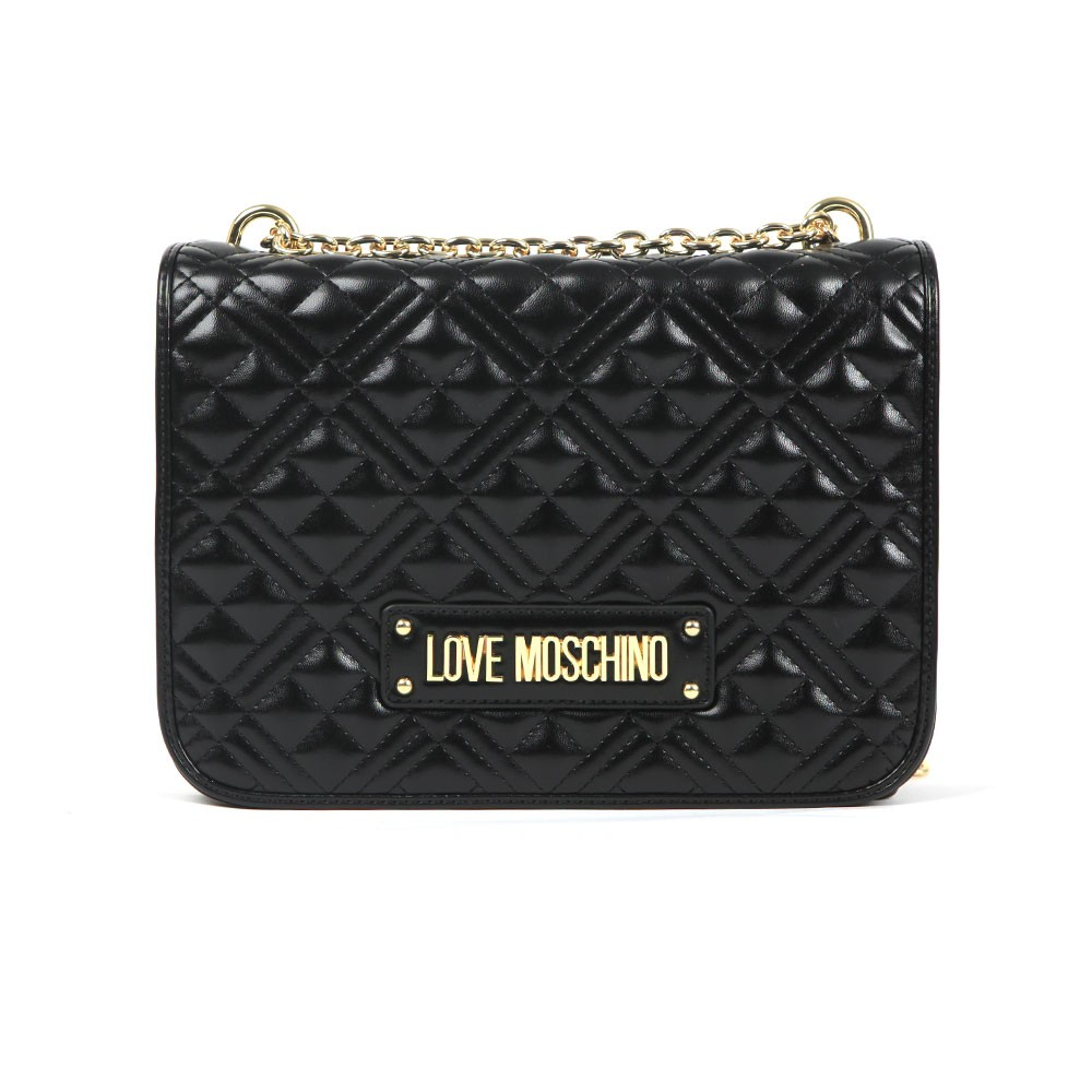 Cross Quilted Small Bag main image