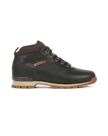 Timberland Mens Brown Splitrock Mid Hiker