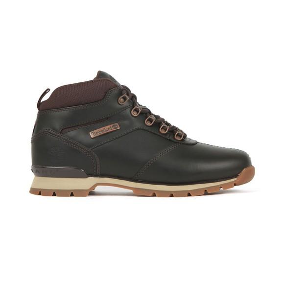 Timberland Mens Brown Splitrock Mid Hiker
