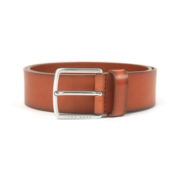 BOSS Bodywear Mens Brown Sjeeko Belt