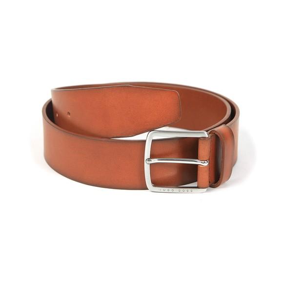 BOSS Bodywear Mens Brown Sjeeko Belt