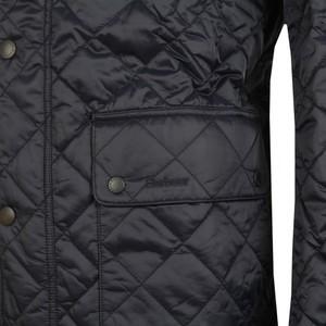 Barbour Lifestyle Mens Blue Diggle Quilt Jacket main image