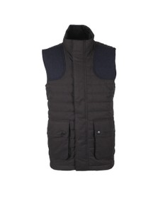 Barbour Countrywear Mens Blue Bradford Gilet