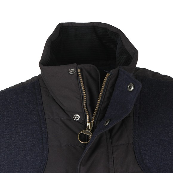 Barbour Countrywear Mens Blue Bradford Gilet main image
