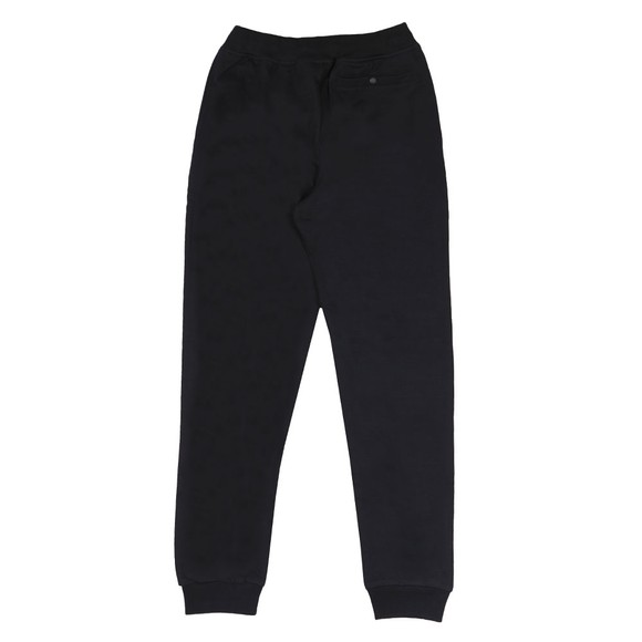 Paul & Shark Mens Black Logo Sweatpant