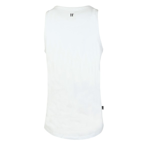 Eleven Degrees Mens White Core Vest main image