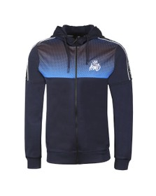 Kings Will Dream Mens Blue Perez Zip Hood