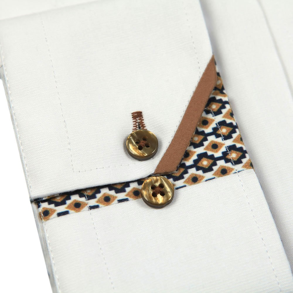 Tipped Collar Shirt main image