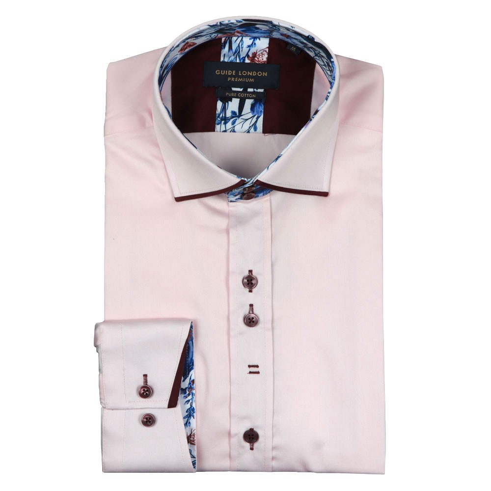 Tipped Collar Shirt main image