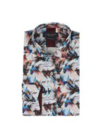 Exotic Fish Print Shirt