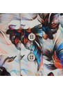 Exotic Fish Print Shirt additional image