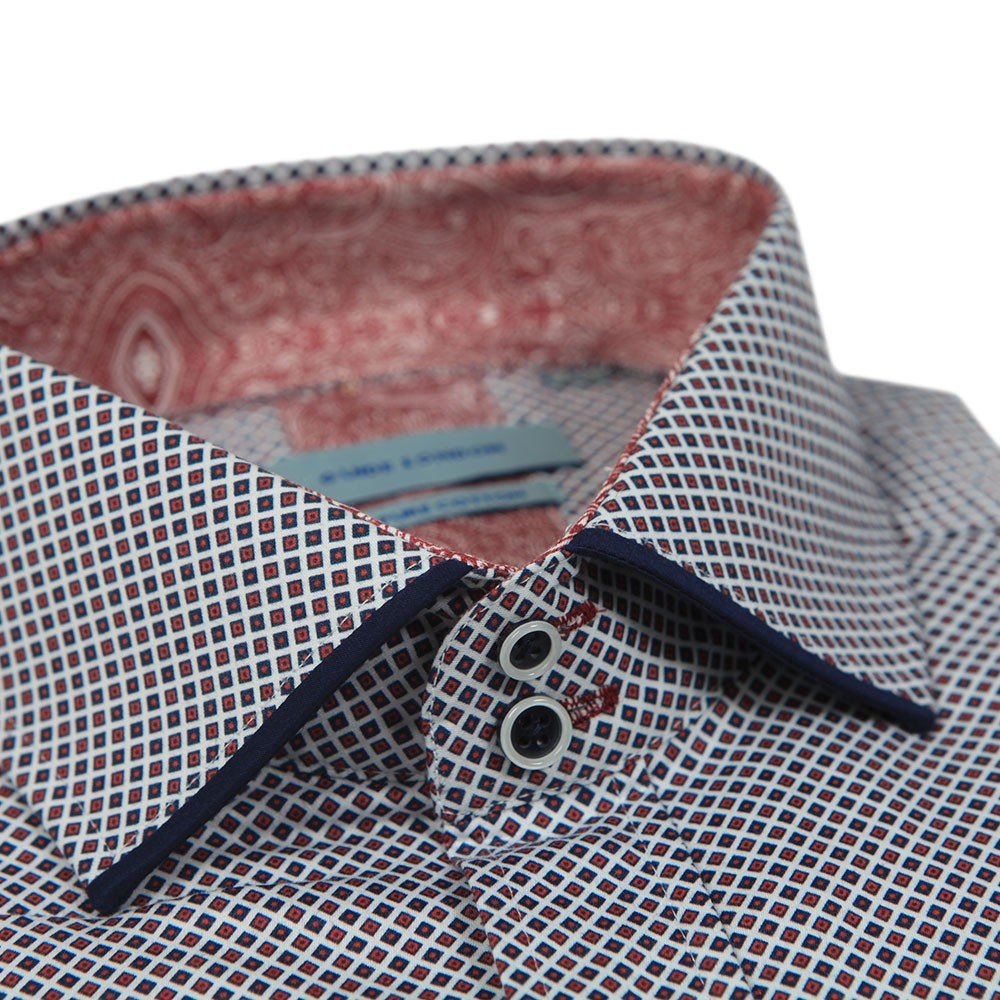 Diamond Print Shirt main image
