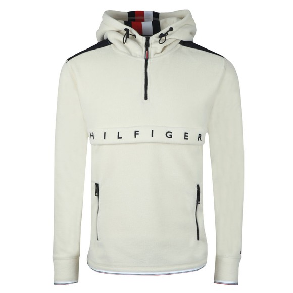 Tommy Hilfiger Mens Off-White Polar Fleece main image