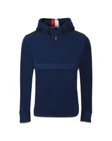 Tommy Hilfiger Mens Blue Polar Fleece