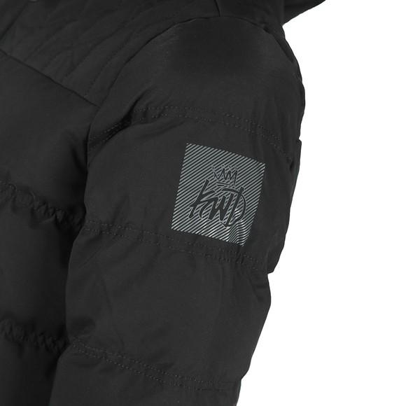 Kings Will Dream Mens Black Frost Parka Jacket main image