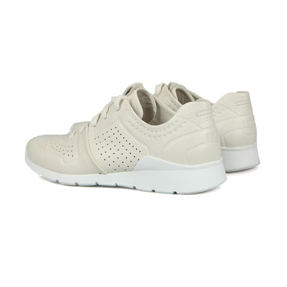 Ugg Womens Off-White Tye Trainer main image