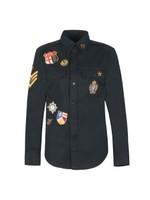 Crest Military Shirt