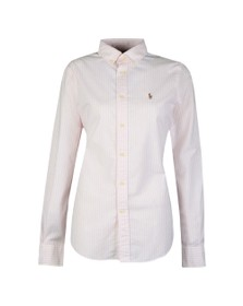 Polo Ralph Lauren Womens Pink Kendal Long Sleeve Shirt