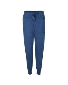 Polo Ralph Lauren Womens Blue Zip Bottom Sweatpant