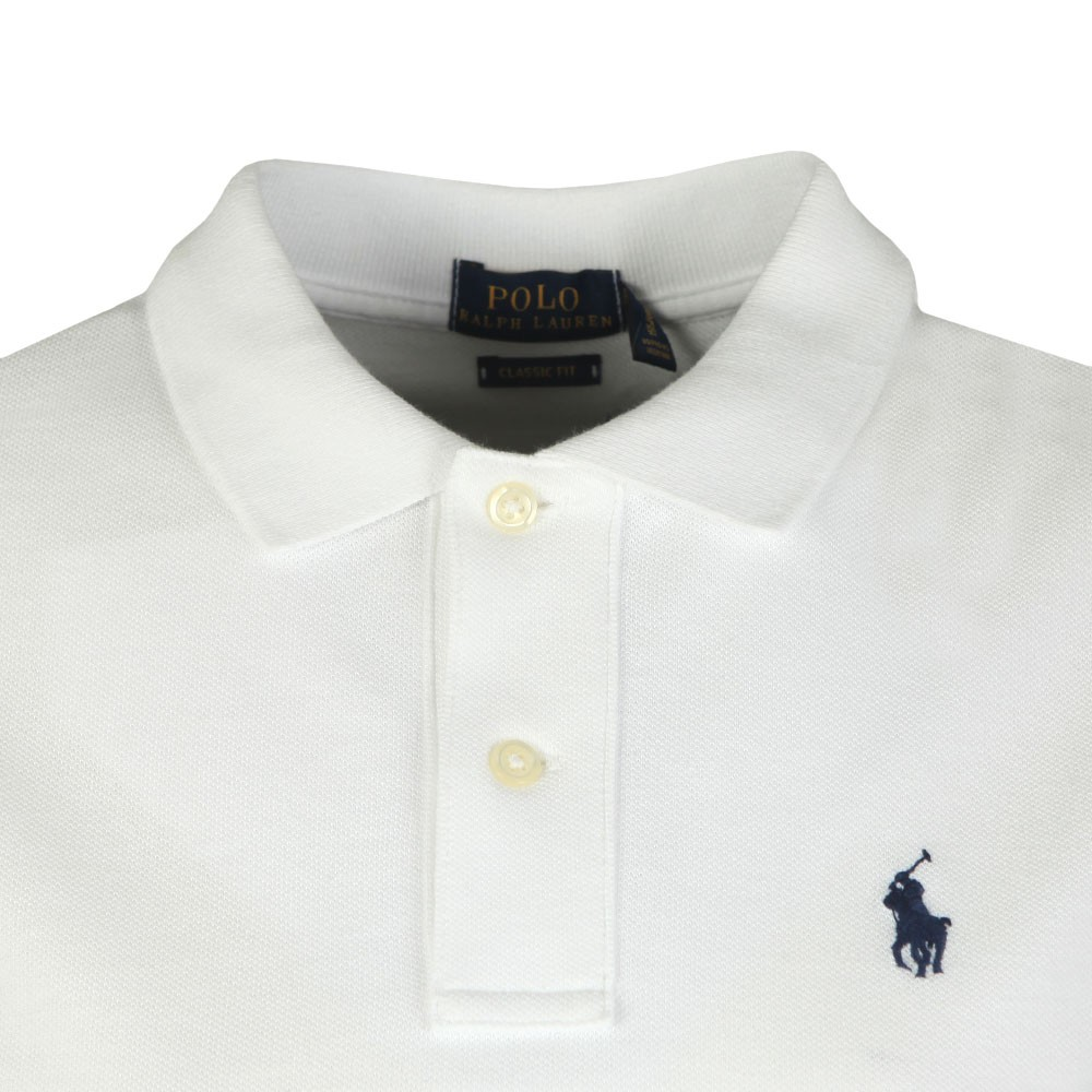 Classic Flag Polo Shirt main image