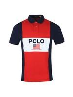 Polo Flag Polo Shirt
