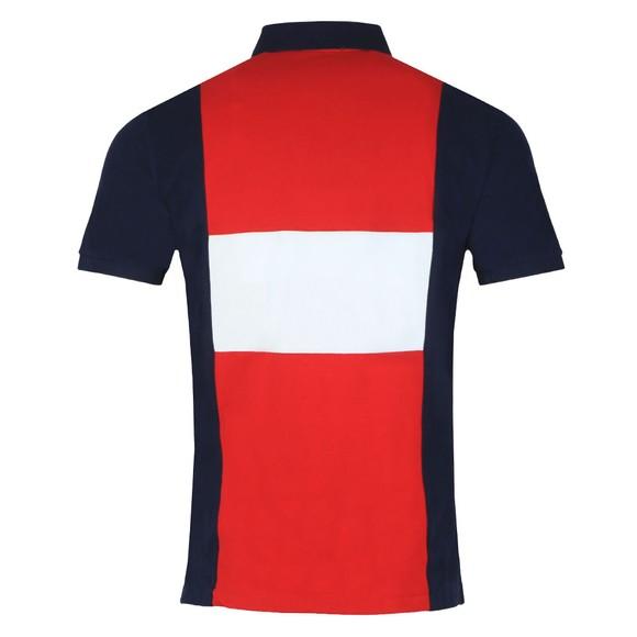 Polo Ralph Lauren Mens Red Polo Flag Polo Shirt main image