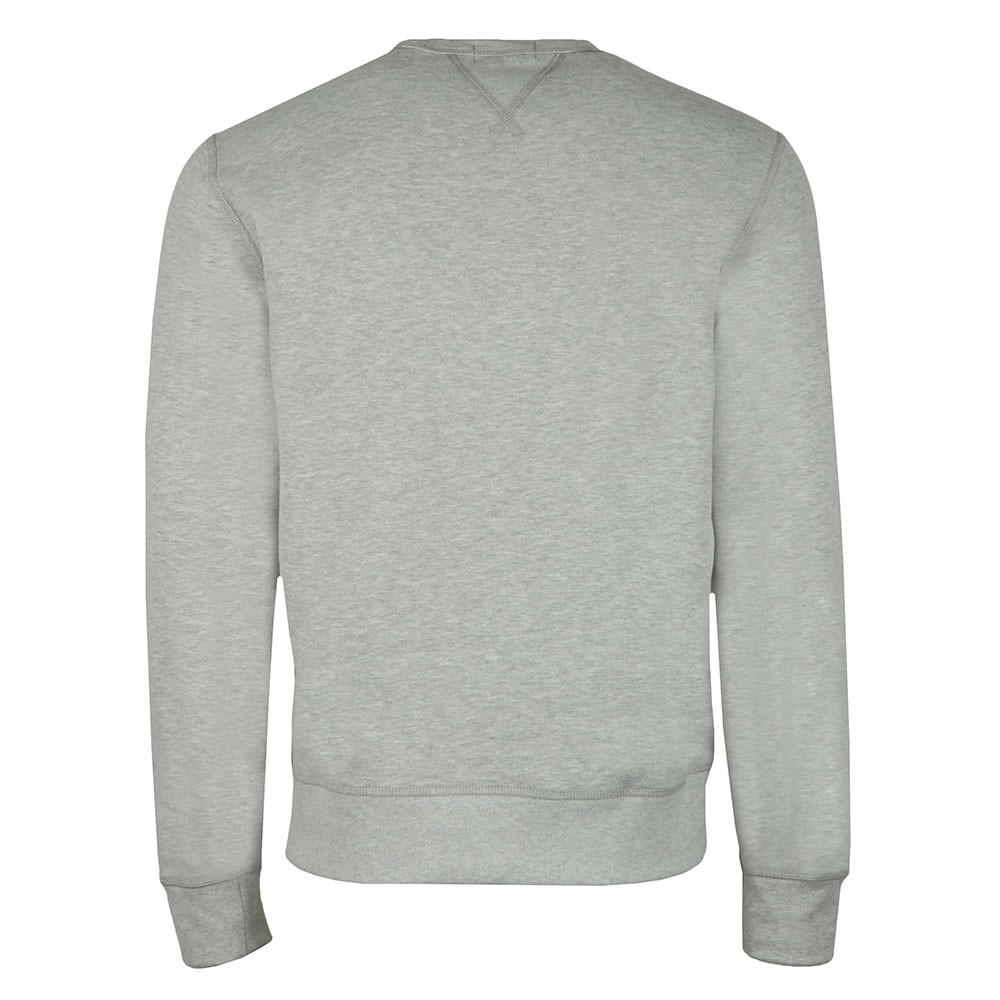 Fleece Crew Neck Sweatshirt main image