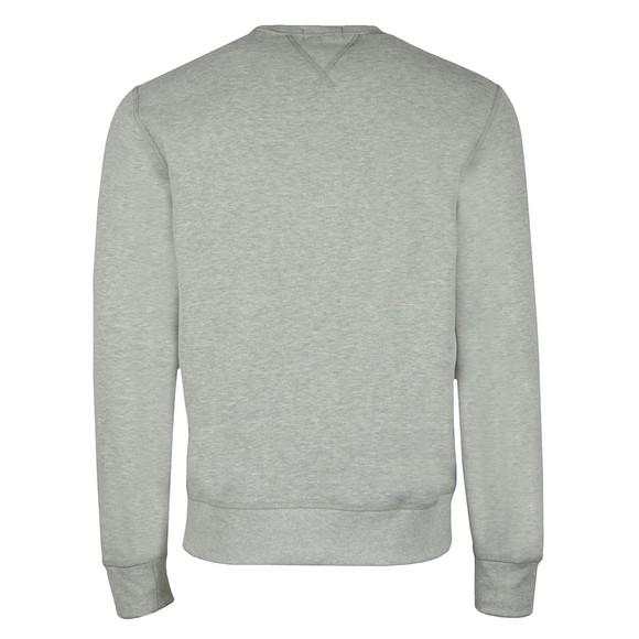 Polo Ralph Lauren Mens Grey Fleece Crew Neck Sweatshirt main image