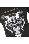 Kings Will Dream Mens Black Demon Velour T-Shirt