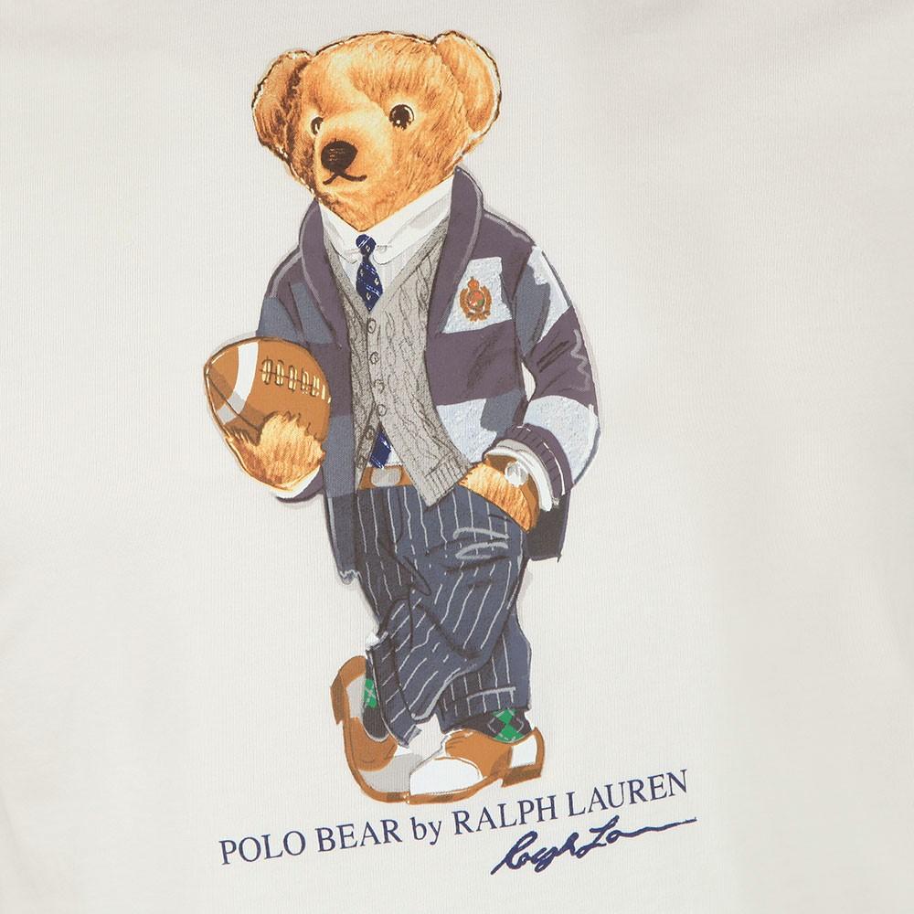 New Football Bear T Shirt main image