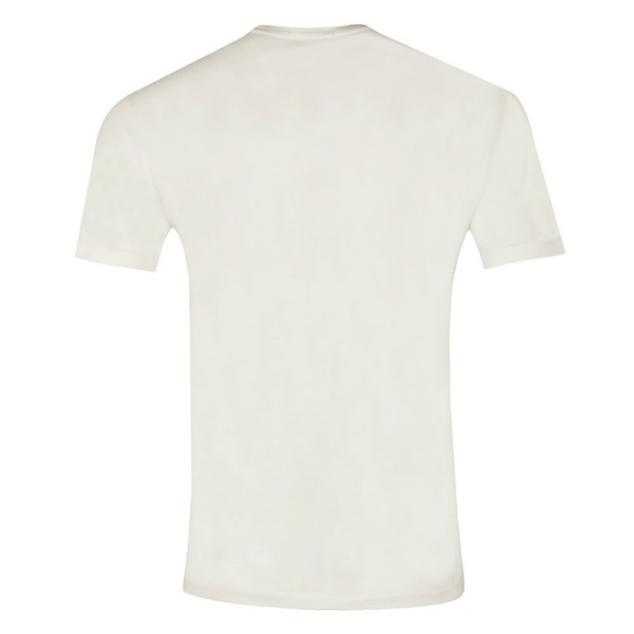 Polo Bear By Ralph Lauren Mens Off-White New Football Bear T Shirt main image