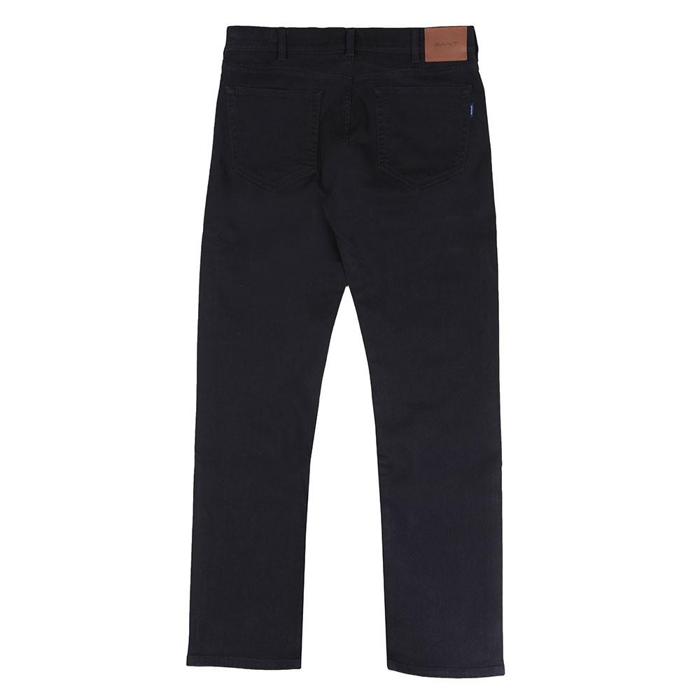 Regular Soft Twill Jeans main image
