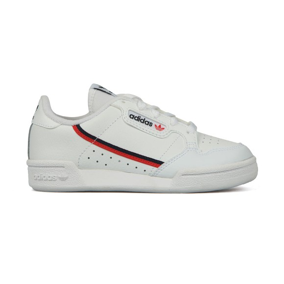 adidas Originals Boys White Childrens Continental 80's Trainer