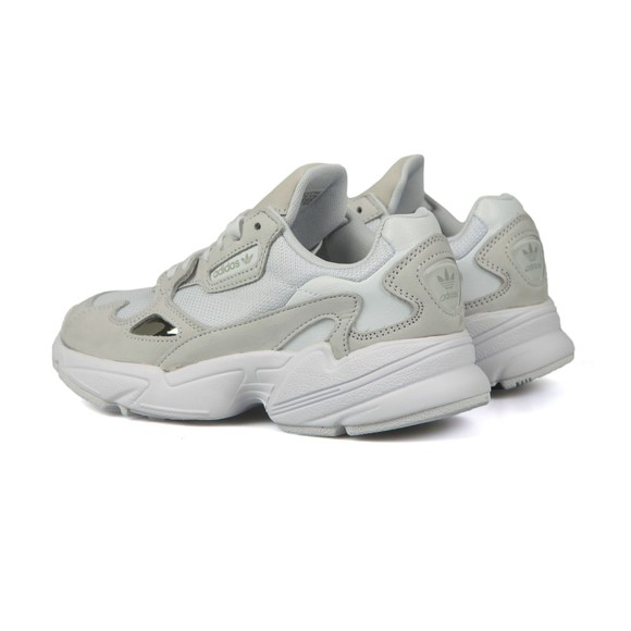 adidas Originals Womens White Falcon W Trainer main image