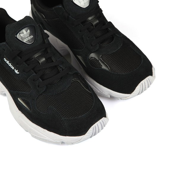 adidas Originals Womens Black Falcon W Trainer main image