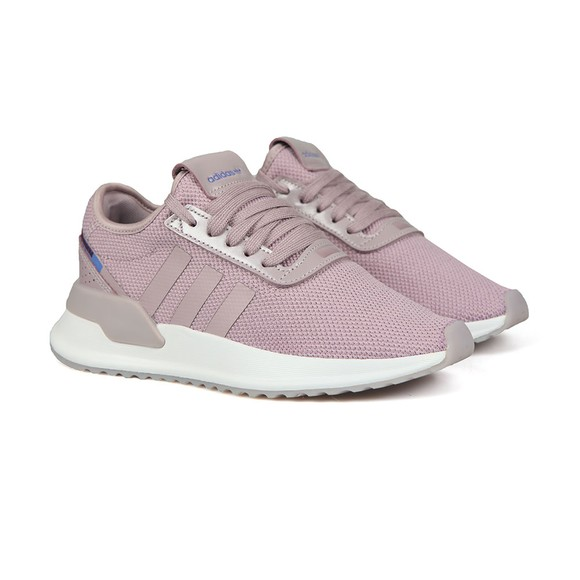 adidas Originals Womens Purple U Path W Trainer