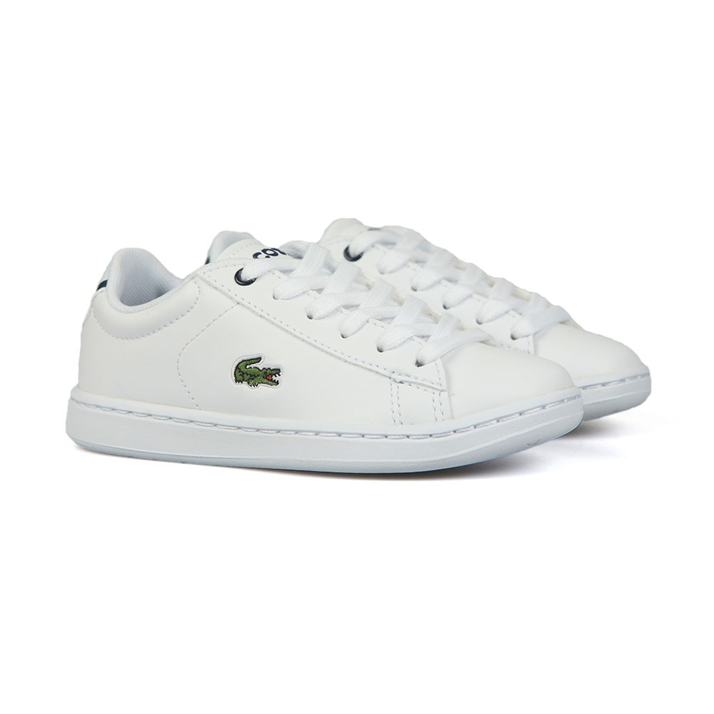 Boys Carnaby Evo Lace Trainer main image