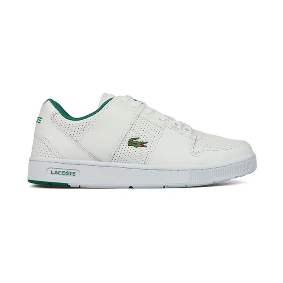Lacoste Mens White Thrill 319 Trainer main image