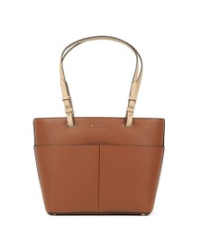 Michael Kors Womens Brown Bedford Pocket Tote