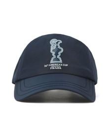 North Sails 36th Americas Cup presented by PRADA Mens Blue Baseball Cap