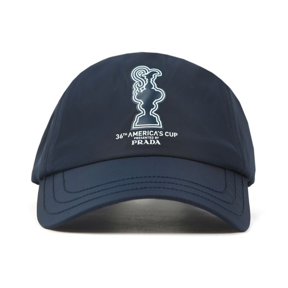 North Sails 36th Americas Cup presented by PRADA Mens Blue Baseball Cap