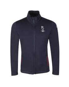 North Sails 36th Americas Cup presented by PRADA Mens Blue Cowes Full Zip Sweat