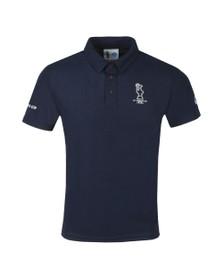 North Sails X Prada Mens Blue Valencia Polo Shirt