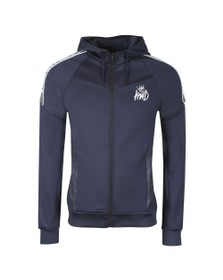 Kings Will Dream Mens Blue Talis Full Zip Track Top