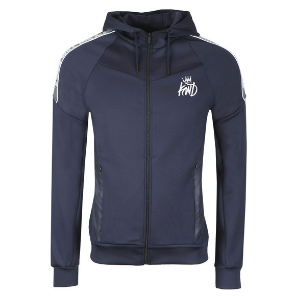 Kings Will Dream Mens Blue Talis Full Zip Track Top main image