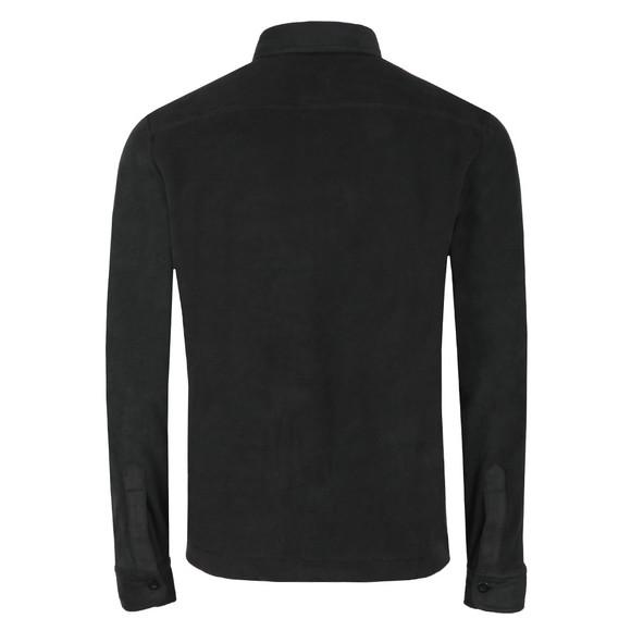 Polo Ralph Lauren Mens Black Fleece Overshirt main image
