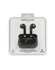 Happy Plugs Unisex Black Air 1 Limited Edition Wireless Headphones
