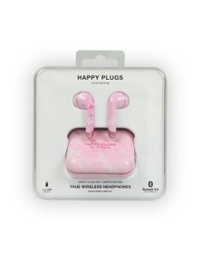 Happy Plugs Unisex Pink Air 1 Limited Edition Wireless Headphones
